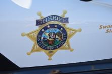 Sheriff's car in Pismo