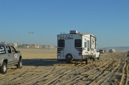 Pismo Beach Sand Dunes entry