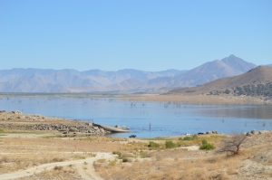 Lake Isabella, what is left of it.