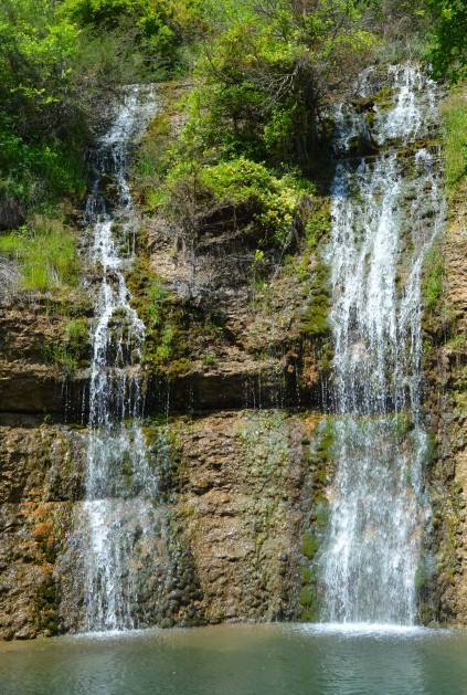 Glory Hole Water Falls