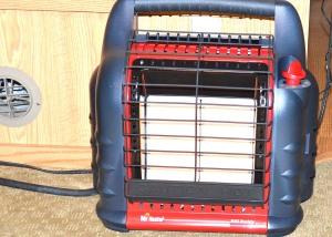 Mr Heater install