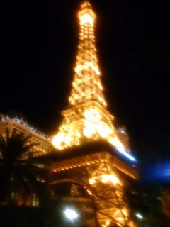 A little Paris in Las Vegas