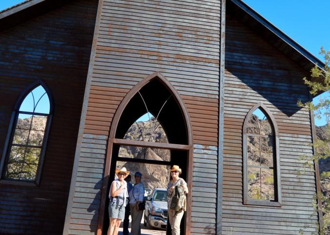 Desert Bar Chapel