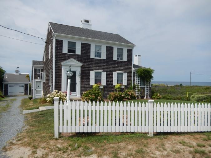 Beautiful home on the coast